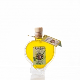 Cuore 100 ml. extra virgin olive oil