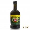 Caja: 12 botellas de cristal Regal de 0,5 l. aceite de oliva virgen extra