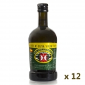 Pack: 12 Regal glass bottles of 0,5 l. extra virgin olive oil