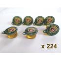 Caja: 224 monodosis de aceite de oliva virgen extra (18 ml)