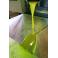 ACEITE VERDE - Botella de cristal Regal de 0,5L aceite de oliva virgen extra
