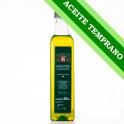 FIRST OIL - Pack: 12 glass bottles of 0,5 l. extra virgin olive oil