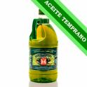 ACEITE VERDE - Botella de 2L aceite de oliva virgen extra