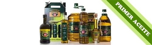 RESERVA Primer aceite