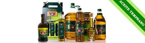 Aceite verde de recogida temprana 2020/2021
